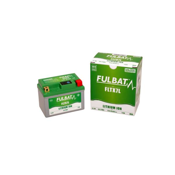 FULBAT Batterie FULBAT Lithium-ion battery FLTX7L