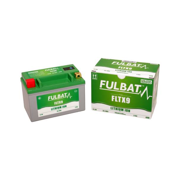 FULBAT Batterie FULBAT Lithium-ion battery FLTX9