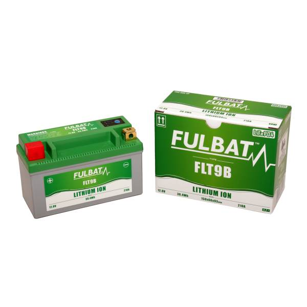 FULBAT Batterie FULBAT Lithium-ion battery FLT9B