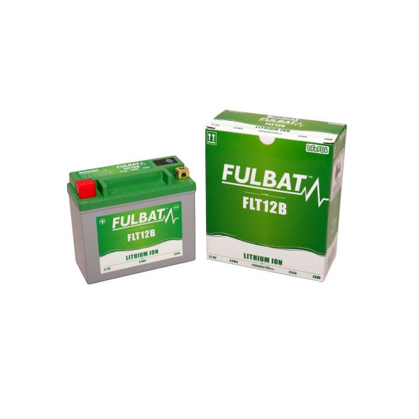 FULBAT Batterie FULBAT Lithium-ion battery FLT12B