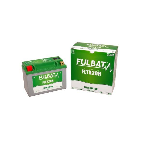 FULBAT Batterie FULBAT Lithium-ion battery FLTX20H