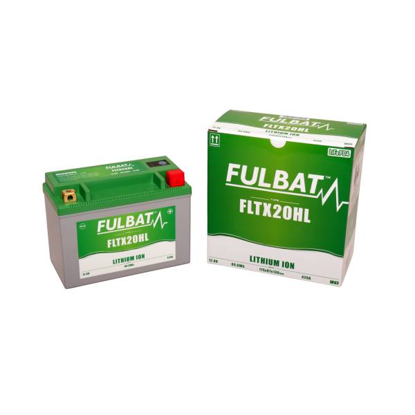 FULBAT Batterie FULBAT Lithium-ion battery FLTX20HL