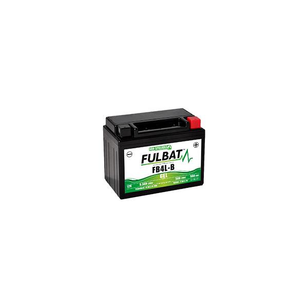 MBK batterie moto pour  MBK 50 YA 50R Forte (1994-1995)