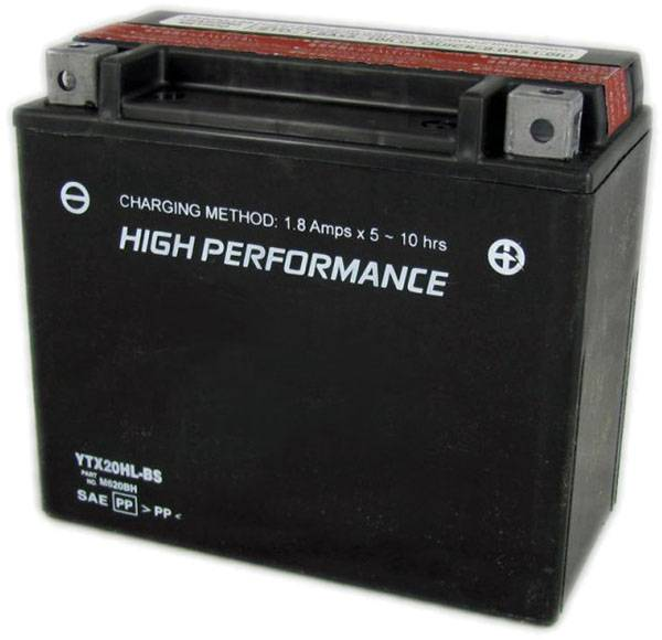 Yamaha batterie moto pour  Yamaha 1700 XV17AT Road Star, Silverado (2004-2007)