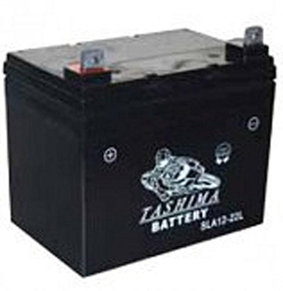 Tashima Batterie moto NH1232L étanche au gel 12V / 32Ah
