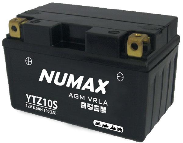 YAMAHA batterie moto pour  YAMAHA 700 MT-07 700A MT-07 700A (2014-2017)