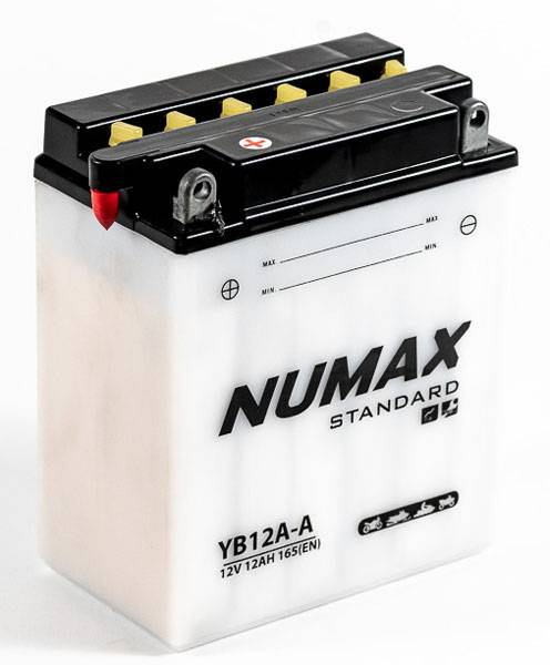 KAWASAKI batterie moto pour  KAWASAKI 450 EN 450LTD EN 450LTD (1985-1990)