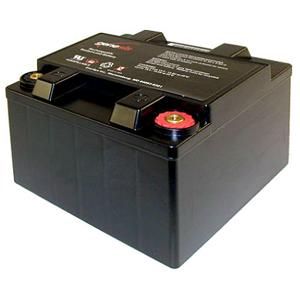 Enersys Batterie plomb pur Genesis G12V26 26Ah pour chariot de golf - Publicité