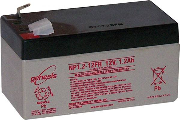 Hitachi batterie d'onduleur  Hitachi HP1.2-12