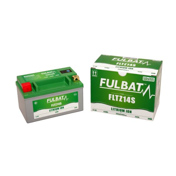 FULBAT Batterie FULBAT Lithium-ion battery FLTZ14S