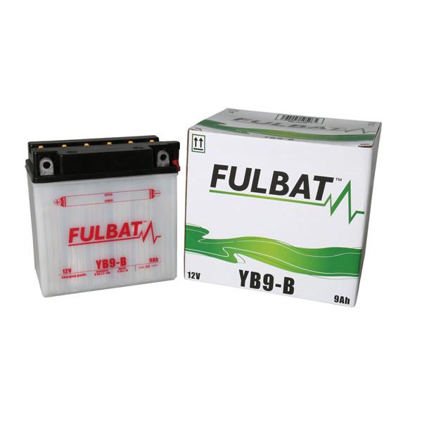 Fulbat Batterie tondeuse YB9-B 12V / 9Ah