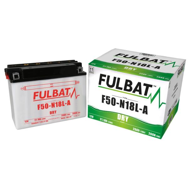 Fulbat Batterie tondeuse Y50-N18L-A 12V / 20Ah