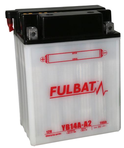 Fulbat Batterie tondeuse YB14A-A2 12V / 14Ah