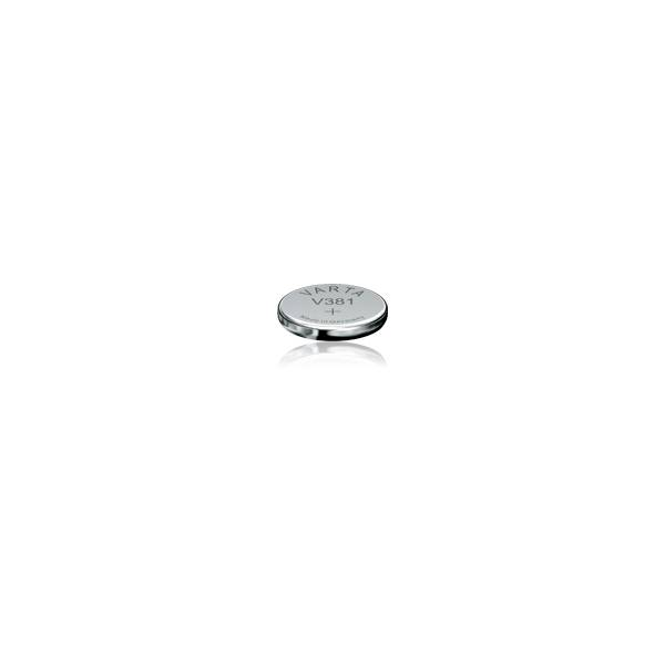 Varta Pile bouton oxyde d'argent Varta 381