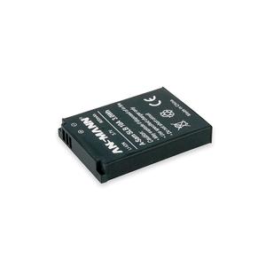 Ansmann Batterie photo numerique type Samsung SLB-10A Li-ion 3.7V 800mAh