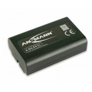 Ansmann Batterie photo numerique type Nikon EN-EL1 Li-ion 7.4V 730mAh
