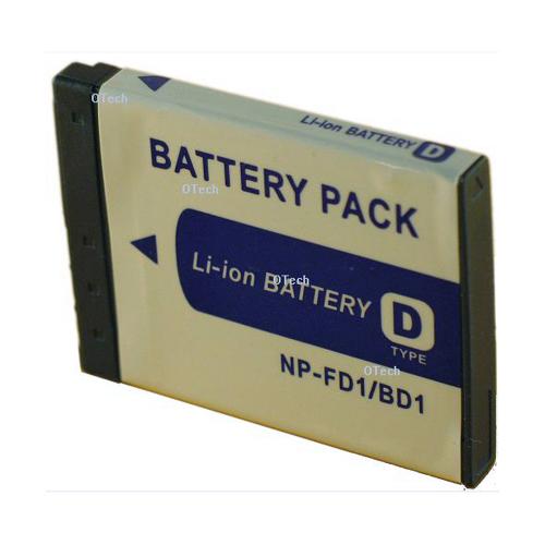 Otech Batterie de camescope pour...
