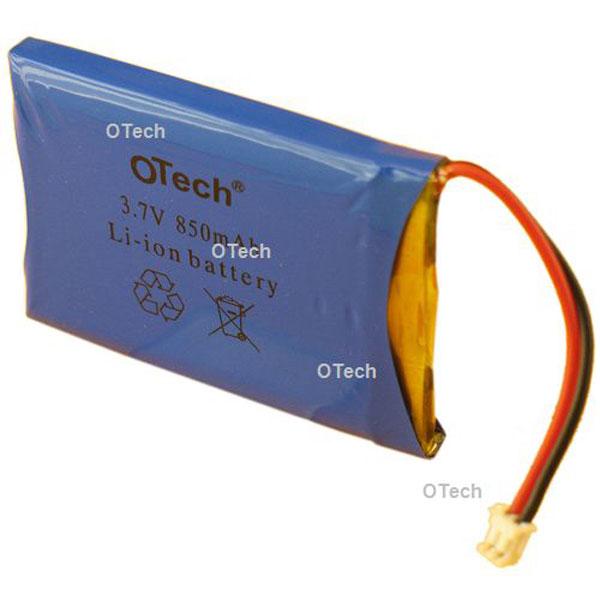 Otech Batterie de téléphone portable pour SONY ERICSSON DT590 Li-Ion 3.7V 850mAh