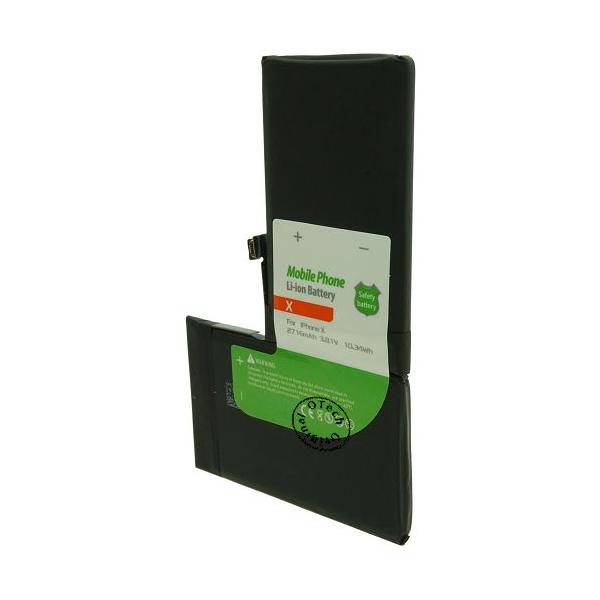 Otech Batterie de téléphone portable pour SAMSUNG A7 (sans outils) 3.8V 2600mAh