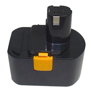 RYOBI batterie de perceuse  RYOBI B1470T - Publicité