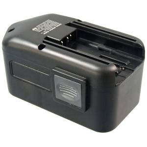 AEG batterie de perceuse  AEG SB2E18TSupertorgue - Publicité