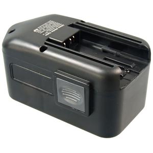 AEG batterie de perceuse  AEG loktorP18TX - Publicité