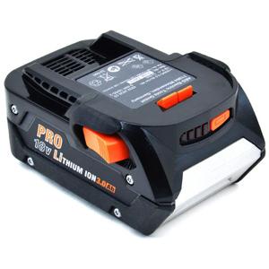 AEG batterie de perceuse  AEG L1840R GBS - Publicité