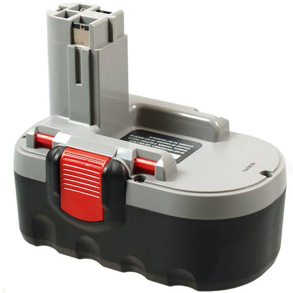 BOSCH batterie de perceuse  BOSCH 1662