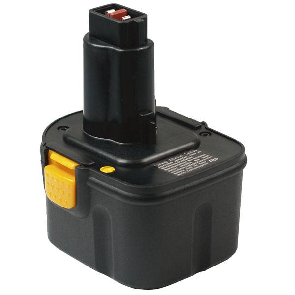 DEWALT batterie de perceuse  DEWALT DW907K2H