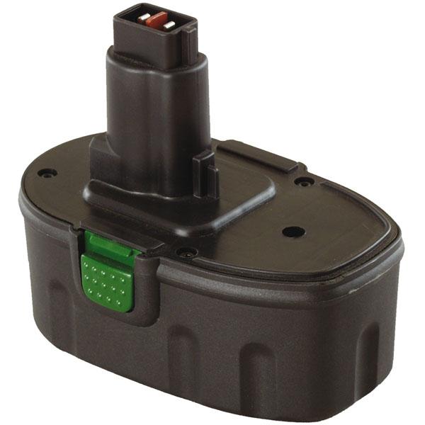 DEWALT batterie de perceuse  DEWALT DW999K-2