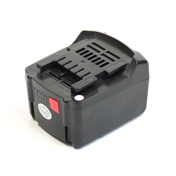 METABO batterie de perceuse  METABO 6.25498