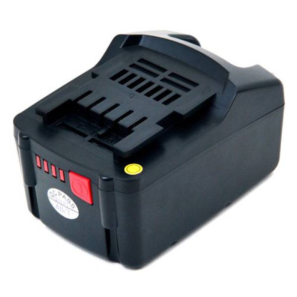 METABO batterie de perceuse  METABO 6.25455