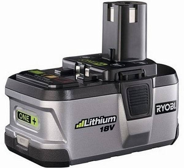 RYOBI batterie de perceuse  RYOBI Systeme one+