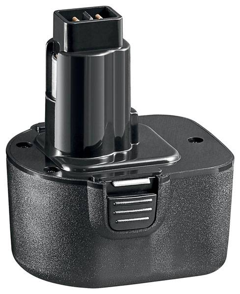 BLACK & DECKER batterie de perceuse  BLACK & DECKER CD12CAB