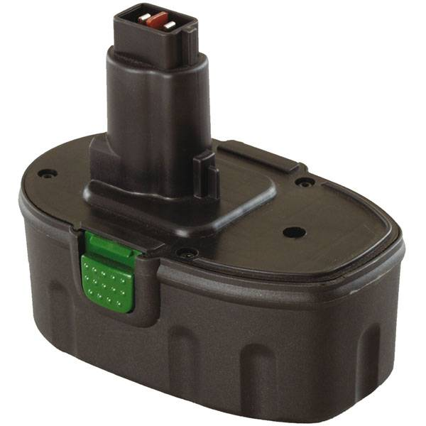 DEWALT batterie de perceuse  DEWALT DW059K-2