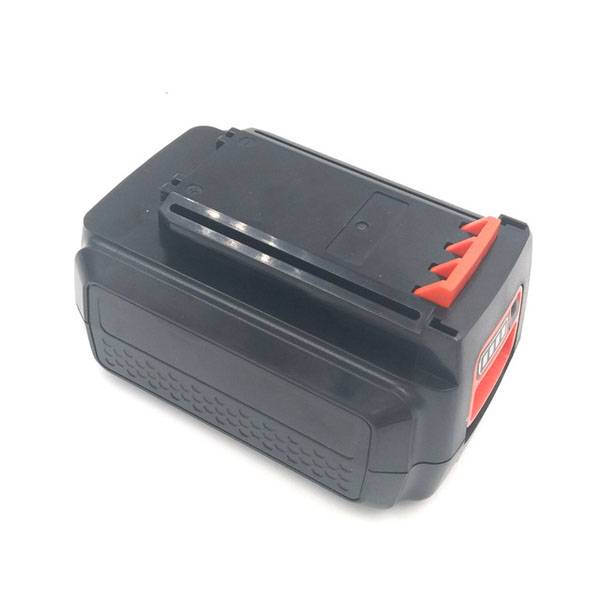 BLACK & DECKER batterie de perceuse  BLACK & DECKER BL20362