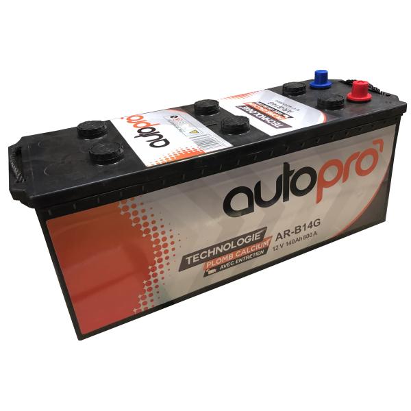 MAN Batterie de poids lourd MAN M 2000 L 18.255 L-KO, LR-KO (supérieur à 05/2001)