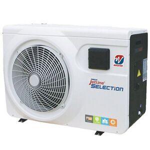 Pompe à chaleur Poolex JetLine Selection Inverter 120 - Publicité