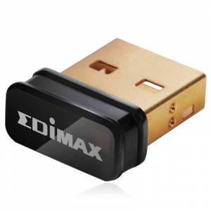 Edimax Adaptateur Nano USB2.0 EDIMAX WIFI 150Mbps (EW-7811Un)