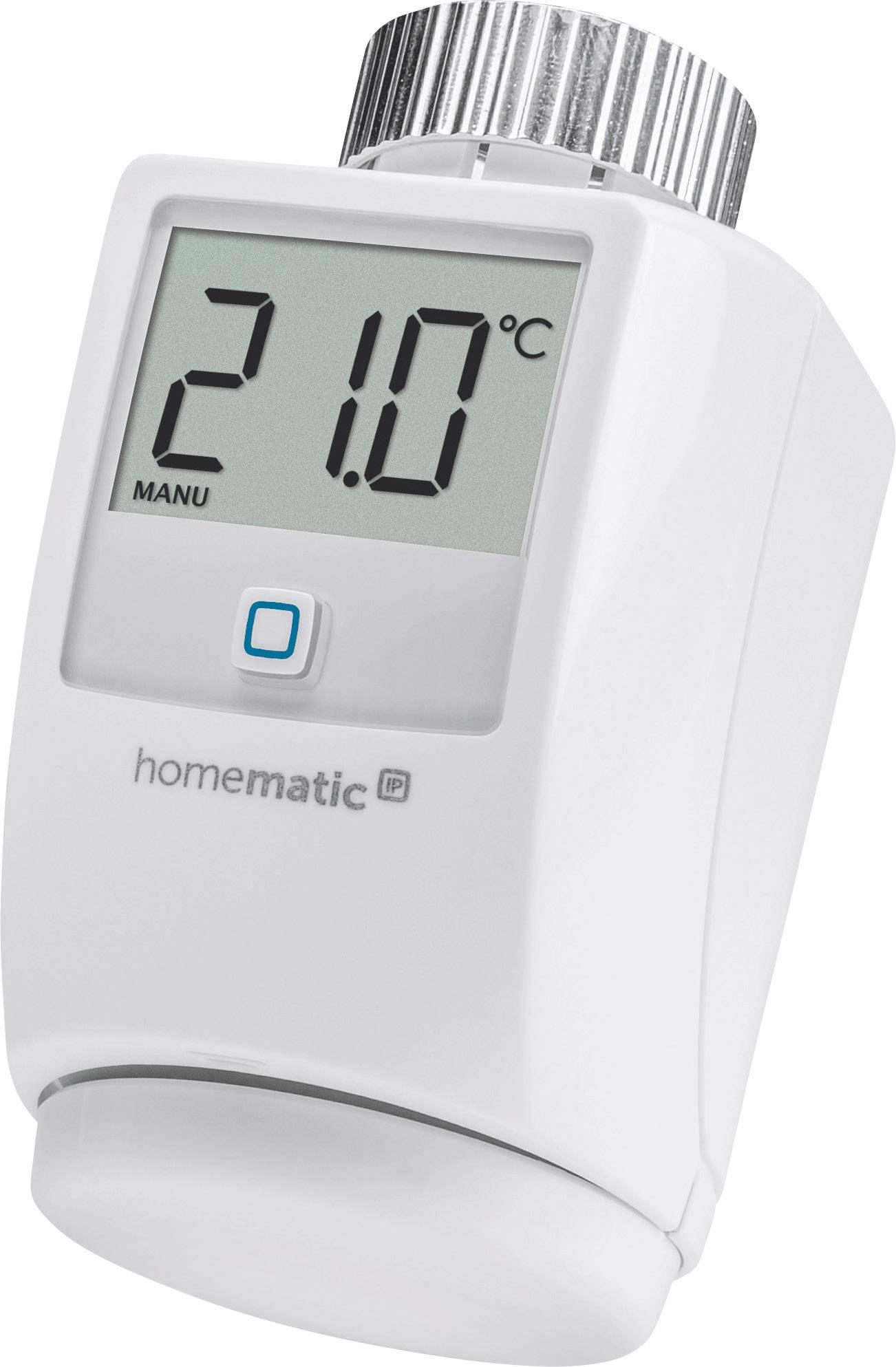 Homematic Robinet thermostatique sans fil pour radiateur - Homematic Ip