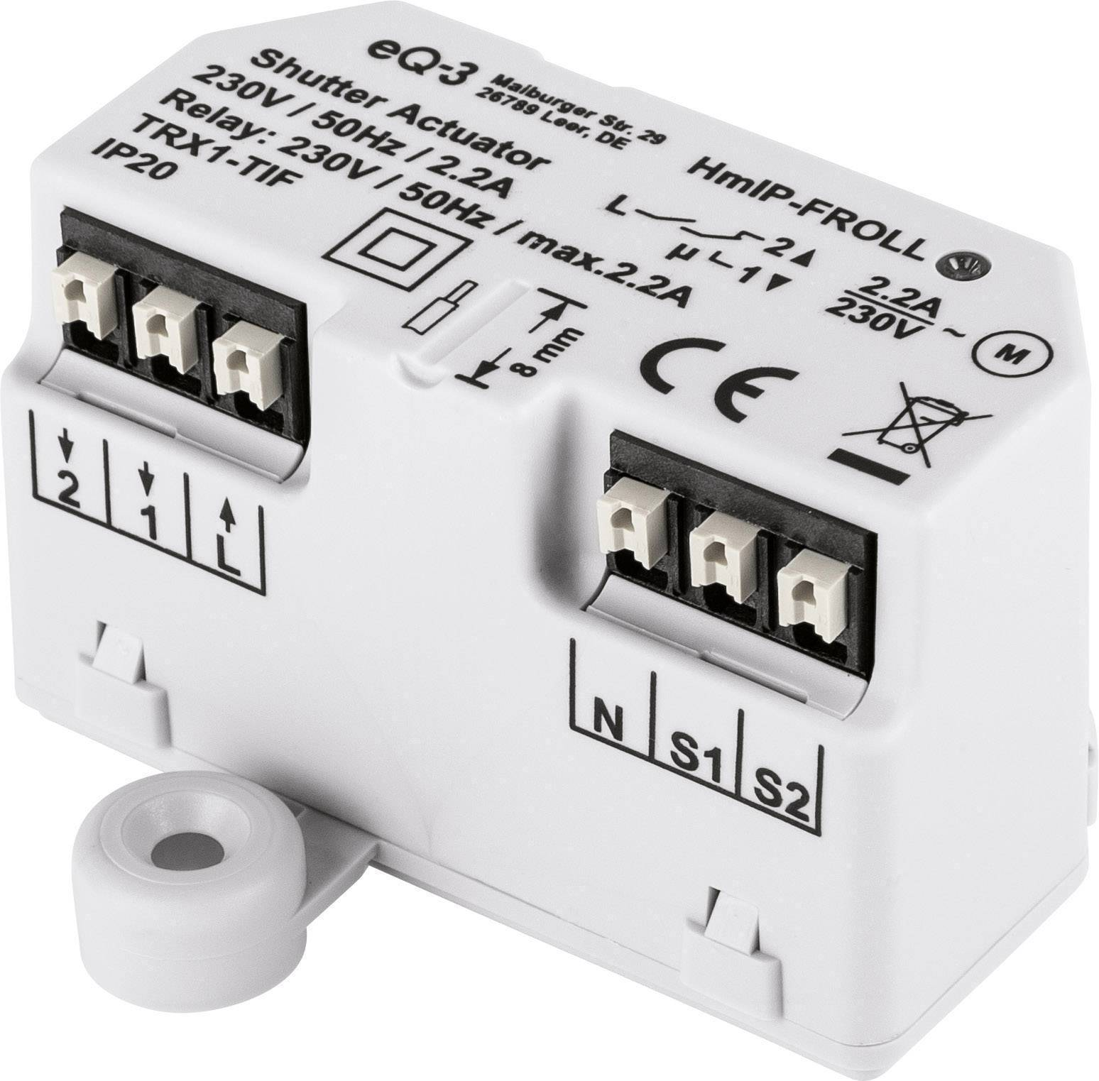 Homematic Interrupteur pour volet roulant sans fil - Homematic Ip