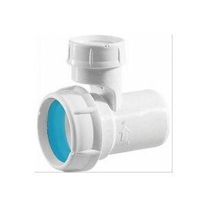 NICOLL Anti-vide PVC pour siphon Entrée Ø32 Sortie 1''1/4 - Publicité