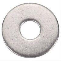 Plomberie-pro Rondelle plate large Inox D1=4 D2=14 S=0,8 - boîte de 200