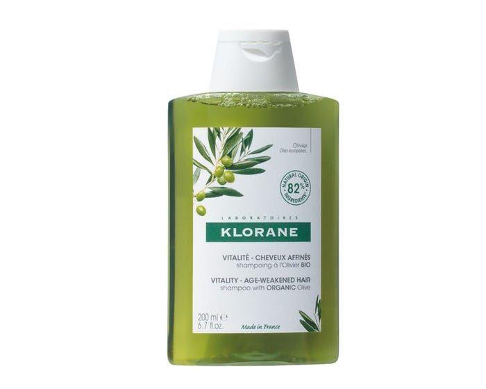 KLORANE Shampoing à l'Extrait d'Olivier, 200ml