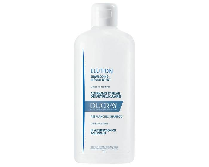 DUCRAY ELUTION – Shampoing Rééquilibrant, 400ml