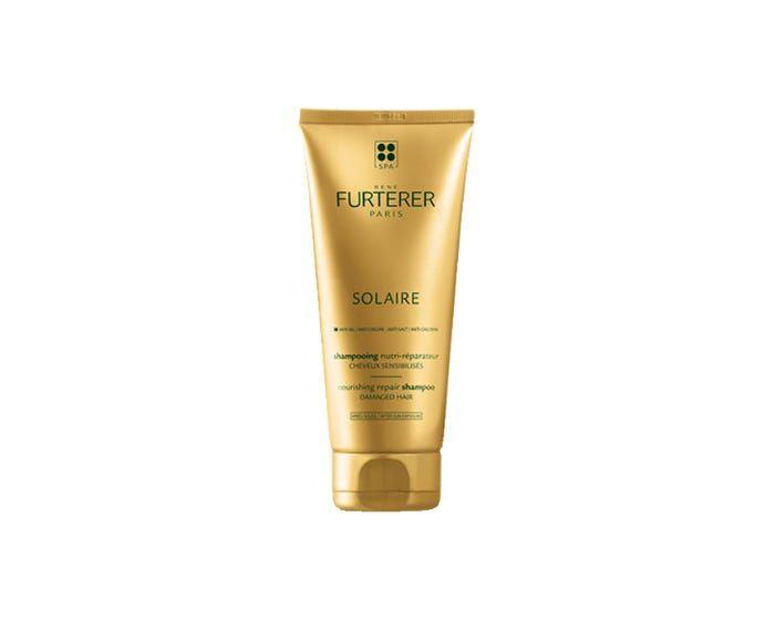 RENE FURTERER SOLAIRE - Shampooing Nutri-Réparateur, 200ml
