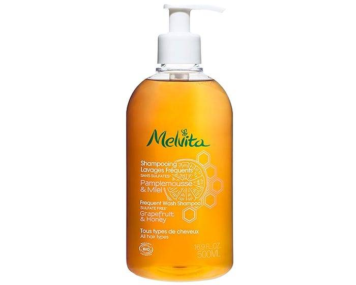 MELVITA Shampooing lavages fréquents, 500ml