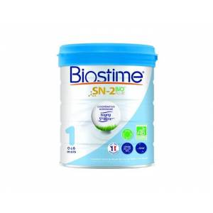 BIOSTIME Lait en Poudre SN-2 Bio Plus 1er Âge, 800g - Publicité