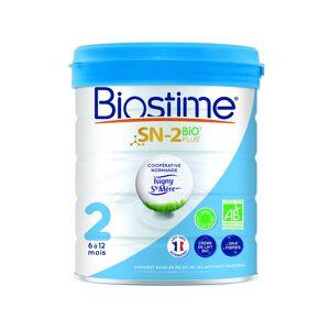 BIOSTIME Lait en Poudre SN-2 Bio Plus 2ème Âge, 800g - Publicité