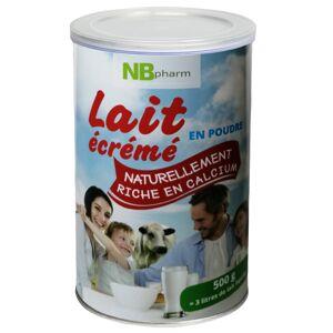 NATURE ATTITUDE NB Pharm - Lait Écrémé en Poudre, 500g - Publicité